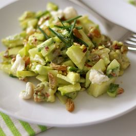 Shades of Green Chopped Salad