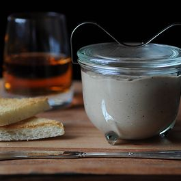 Winter Spring Summer Fall Chicken Mousse