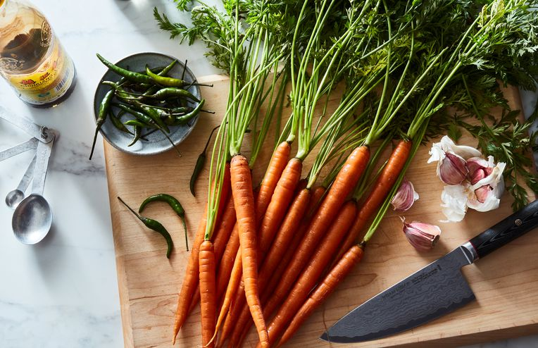 How to Store Carrots So They Last for Months