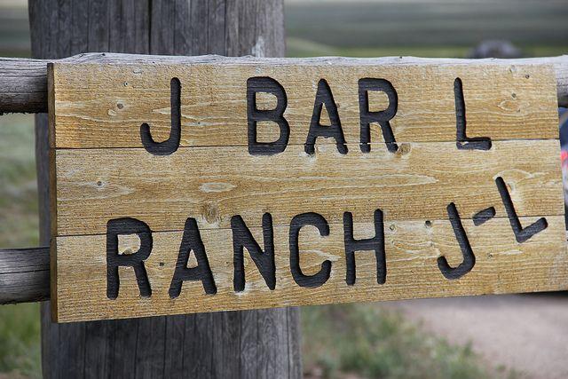 J Bar L Ranch