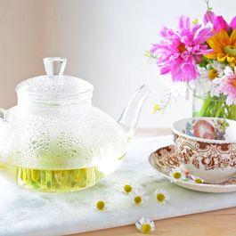 Fresh Flower Chamomile Tea