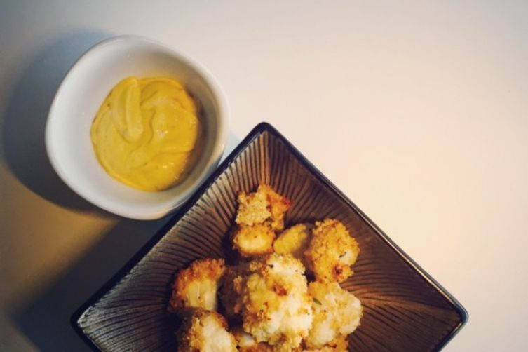 Easy Cauliflower Nuggets