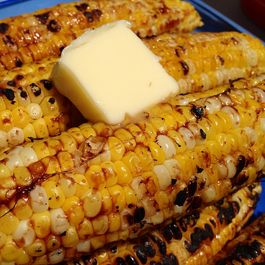 Taiwanese Grilled Corn