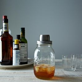 Mason Cocktail Shaker