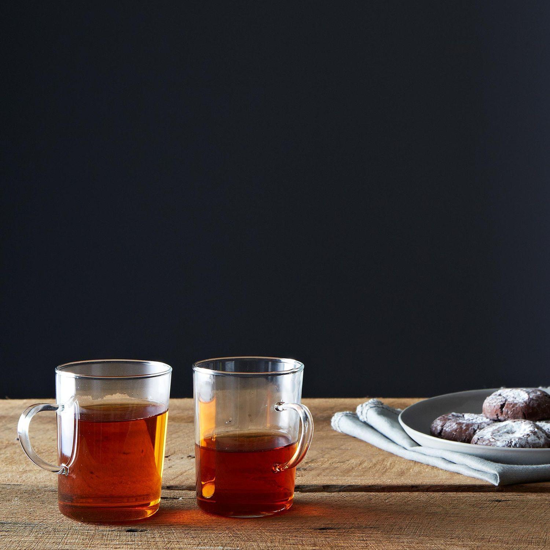 Glass Tea Cup Set Of 4 On Food52