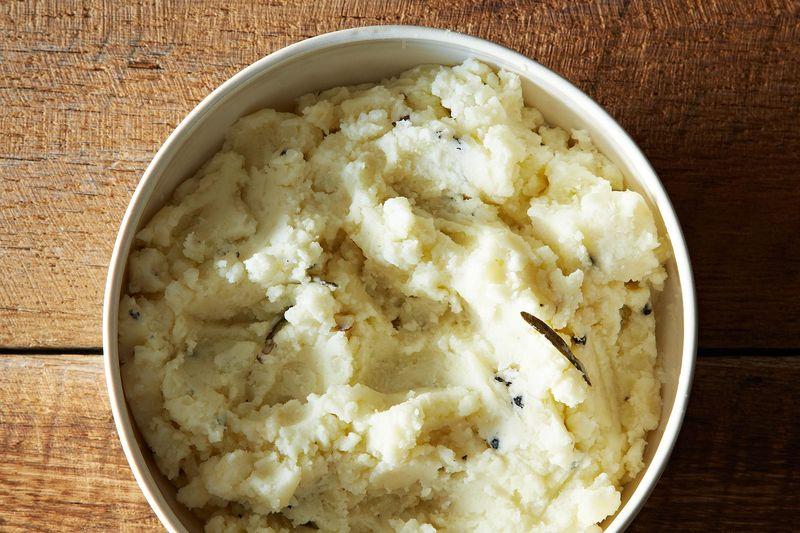 Mr. L's Mashed Potatoes