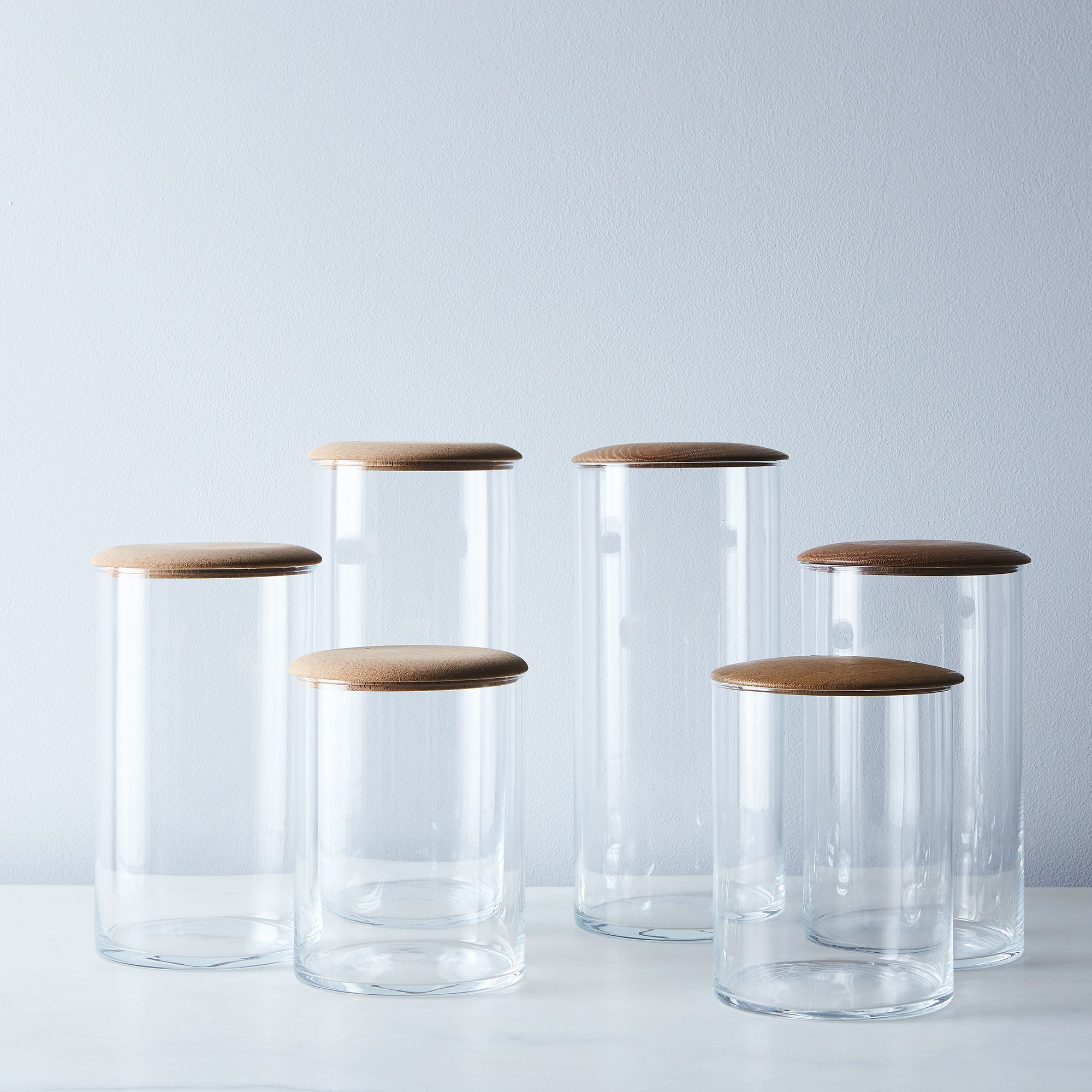 Kitchen Storage Canisters Glass Simple Storage Containers On Food52