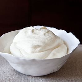 Nancy Silverton's Whipped Cream