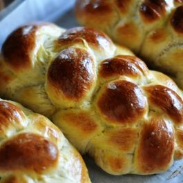 Cool Rise Challah
