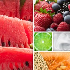 Summer Fruit Gazpacho