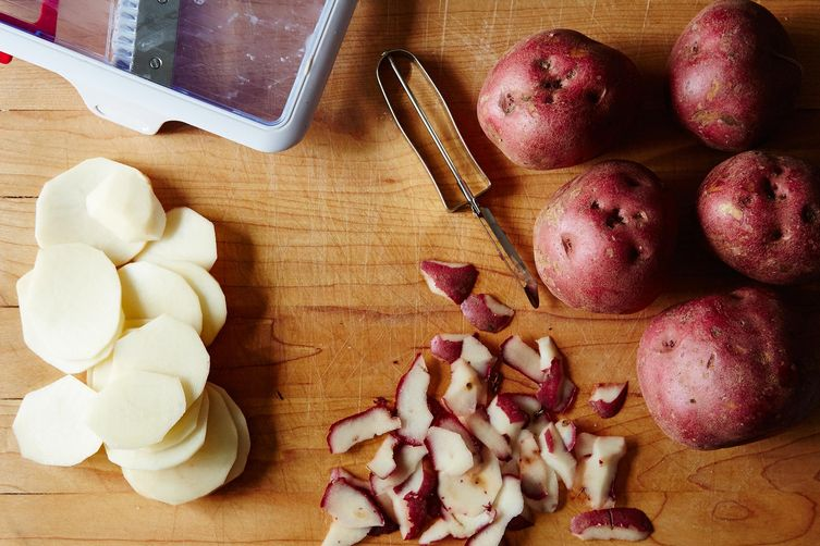 Todd Coleman's Potato Gratin