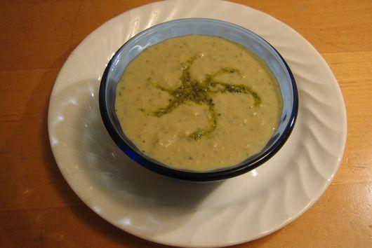 Pesto White Bean Dip