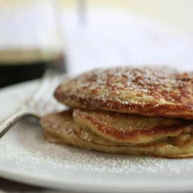 Best Banana Pancakes