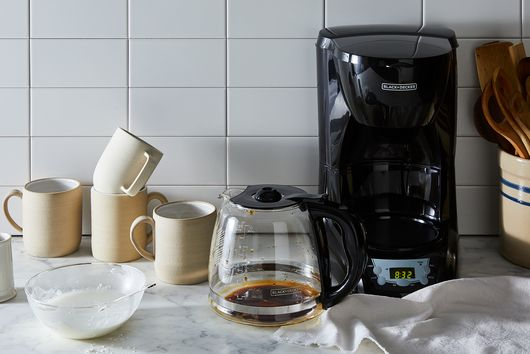 How to Make a Perfect Cup of Coffee, According to *Jeffrey* Garten