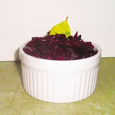 Grandma Netta's Red Cabbage