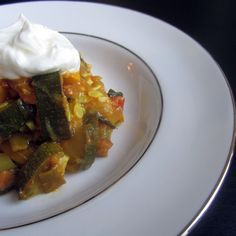Baingan-less Bharta (or One-Pot South Asian Zucchini)