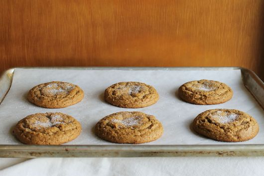 Ginger Cloud Cookies