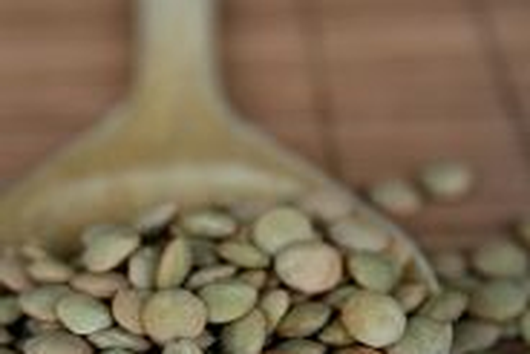 Lentils, Spinach & Feta