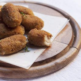 Cannellini Bean Croquettes
