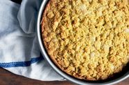 Turn Cornbread Into Sweet, Salty, Streusel-y Cake (in 1 Hour)