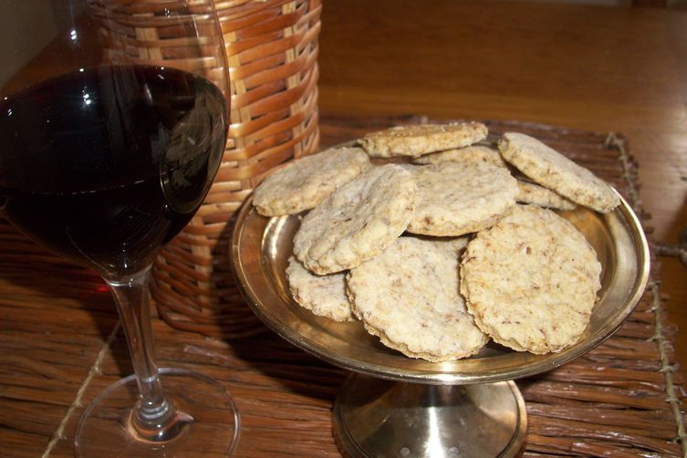 Pork graves crackers ( Pogačice sa čvarcima )