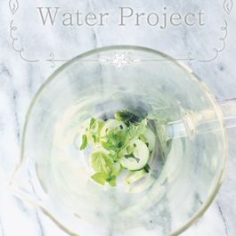 The Water Project: Cucumber & Citronella Infused Water