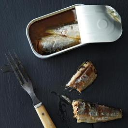 Portuguese Sardines in Olive Oil, 12-Pack