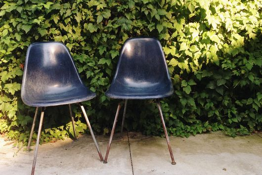 Help Me with an Eames Chair Restoration Project