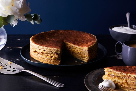 Bebinca: Goan Layered Coconut Cake