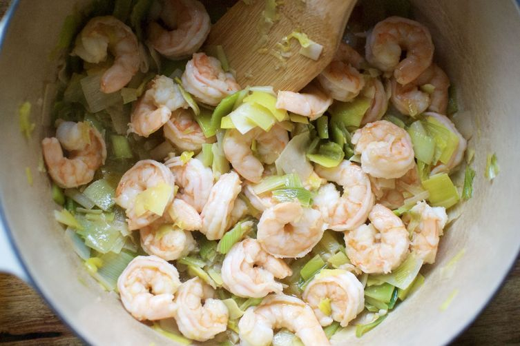 Ina Garten's Shrimp Bisque