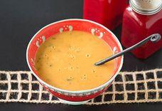 New Zealand Sweet Potato Chowder