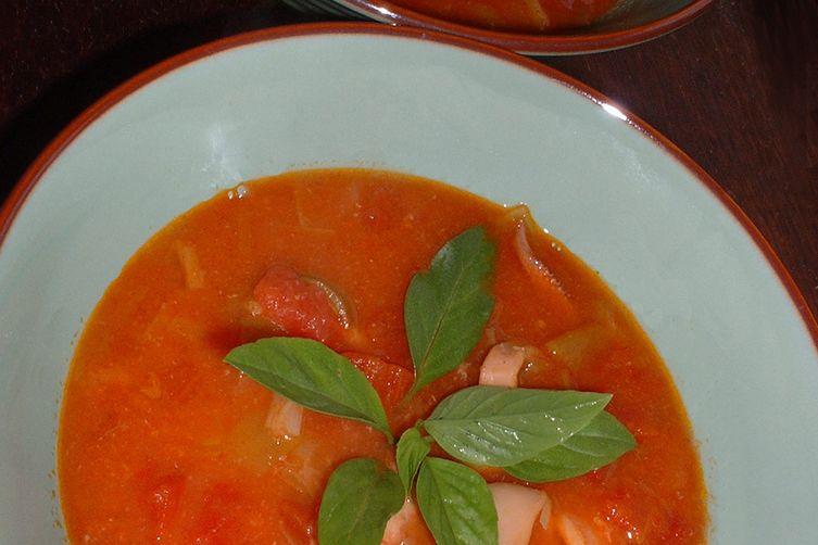 Mediterrasian Stew