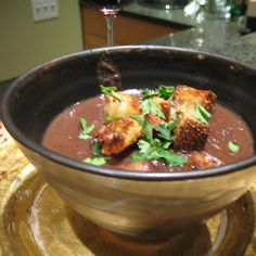 Winter Stew Drenched in Wine