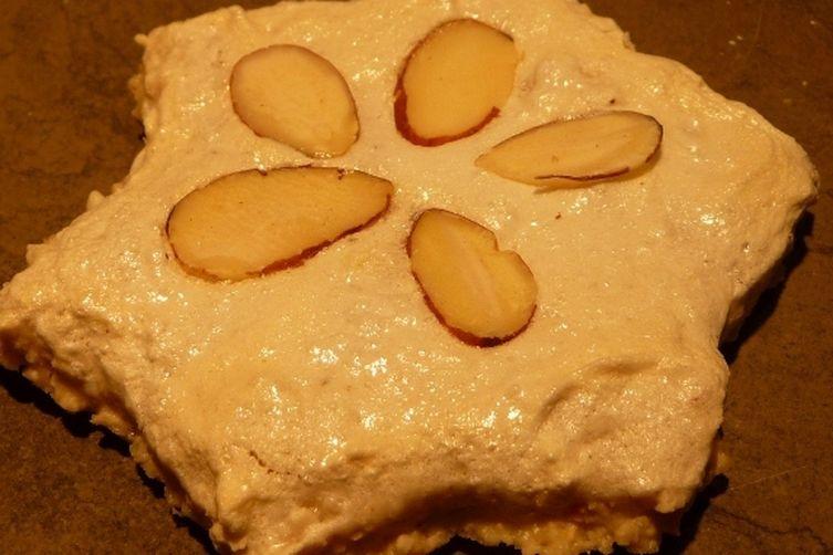 German Holiday Cinnamon Star Cookies