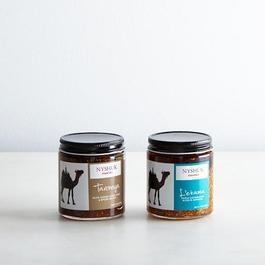 Tanzeya and L'ekama Middle Eastern Condiments