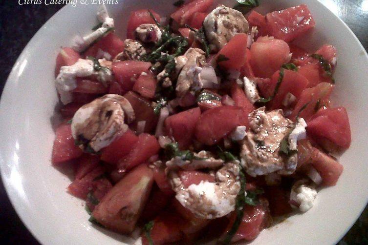 Michelle's Tomato Salad