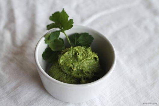 A Mid-Week's Dinner Idea: Italian Tuna Loaf and Salsa Verde