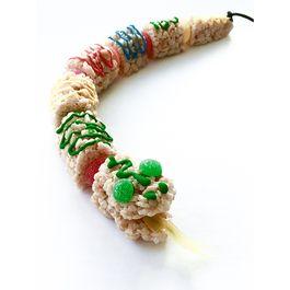 Rice Krispies #TreatsForToys – Toy Snake
