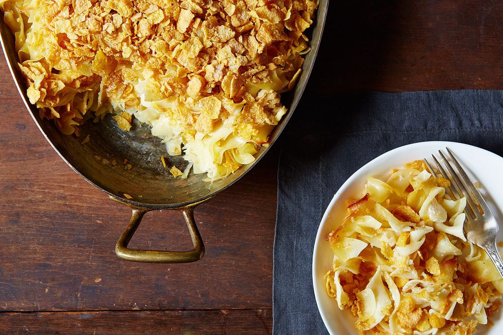How to Make Kugel Without a Recipe