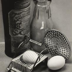 Ansel Adams's Eggs Poached in Beer