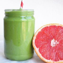 The Green Grapefruit Smoothie