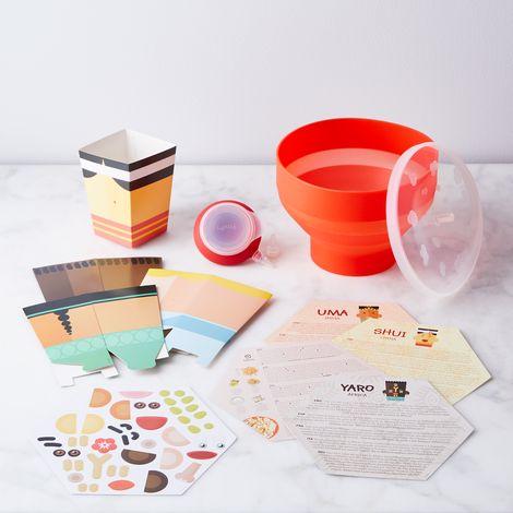 Ultimate Popcorn Making Kit