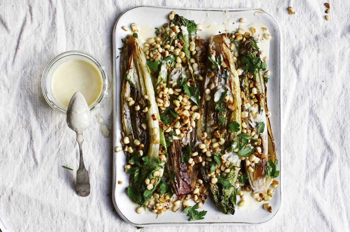 Why You Should Be Grilling Your Greens