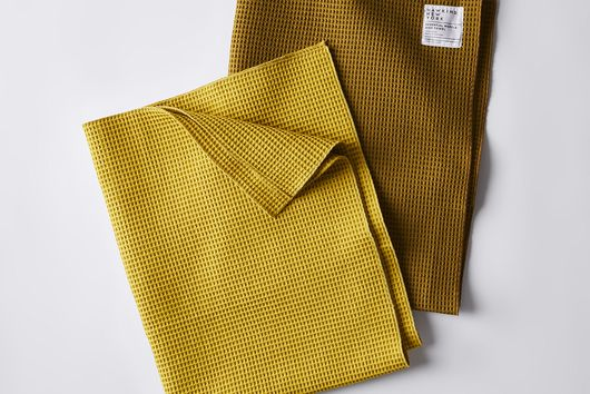 Essential Waffle Dish Towel, Set of 2