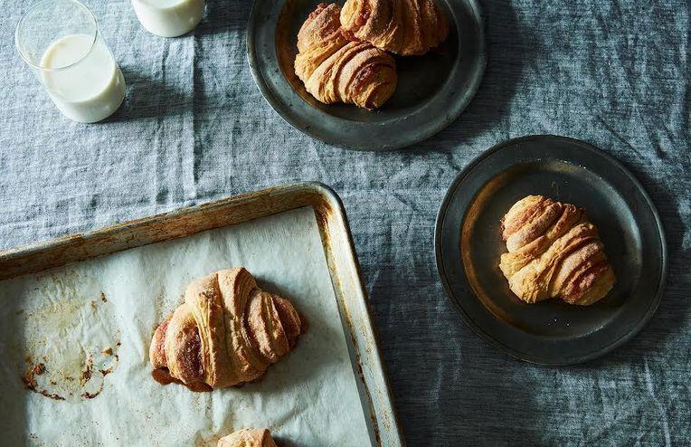 The German Pastry That's Half Croissant, Half Cinnamon Bun (& Better Than Both?)
