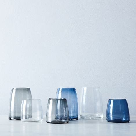 Handblown Glass Tumblers