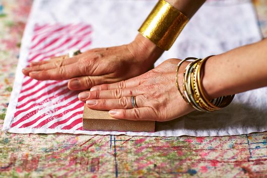 Why We Should All Be Block Printing