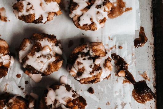 Apple Monkey Bread Muffins