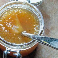 Pear Pineapple Ginger Jam