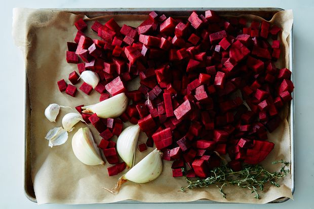 67216aa1 bdbc 4938 acb0 9e3edfbd2332  2016 0503 roasted beet soup with beet green polenta croutons ingredients james ransom 004